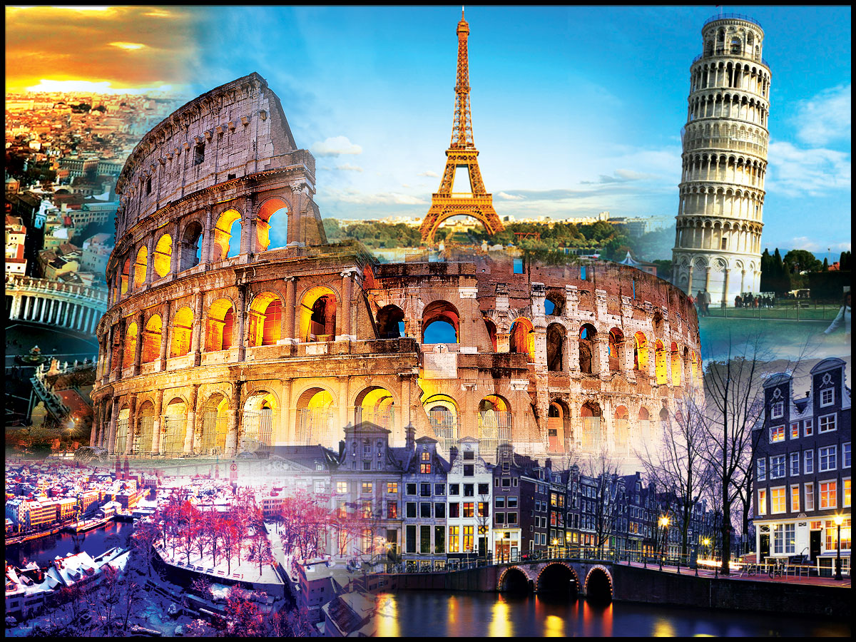 Europe Tour  Travel Holiday Packages  Premio Travel  Tours