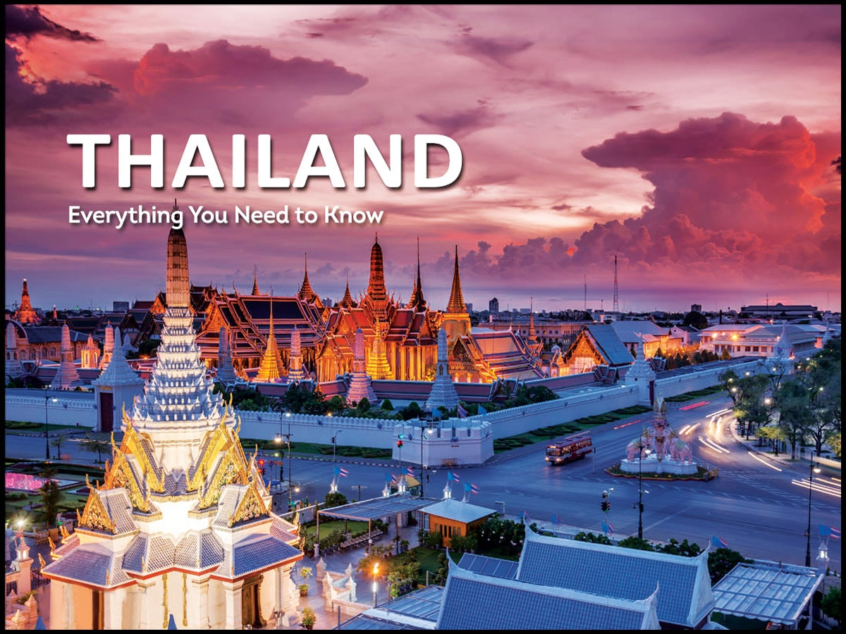 Thailand Deal Visa Return Ticket Premio Travel Amp Tours