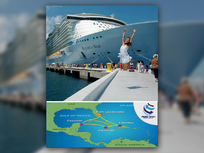 Allure Of The Seas Travel Amp Tour Package Premiotravels Com