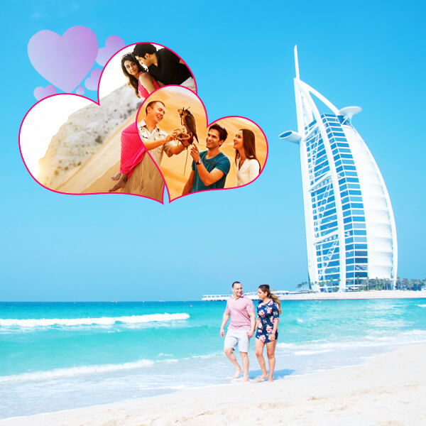 Christmas Travel Package Deals: Dubai HoneymoonTravel And Tour Package
