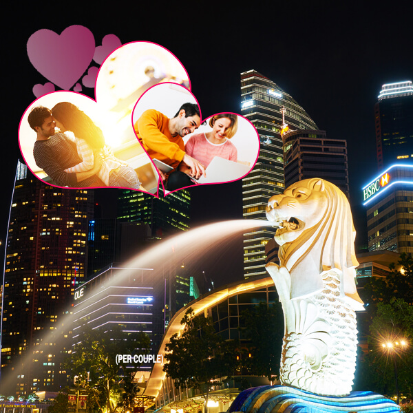 Honeymoon In Singapore Premio Travels Amp Tours