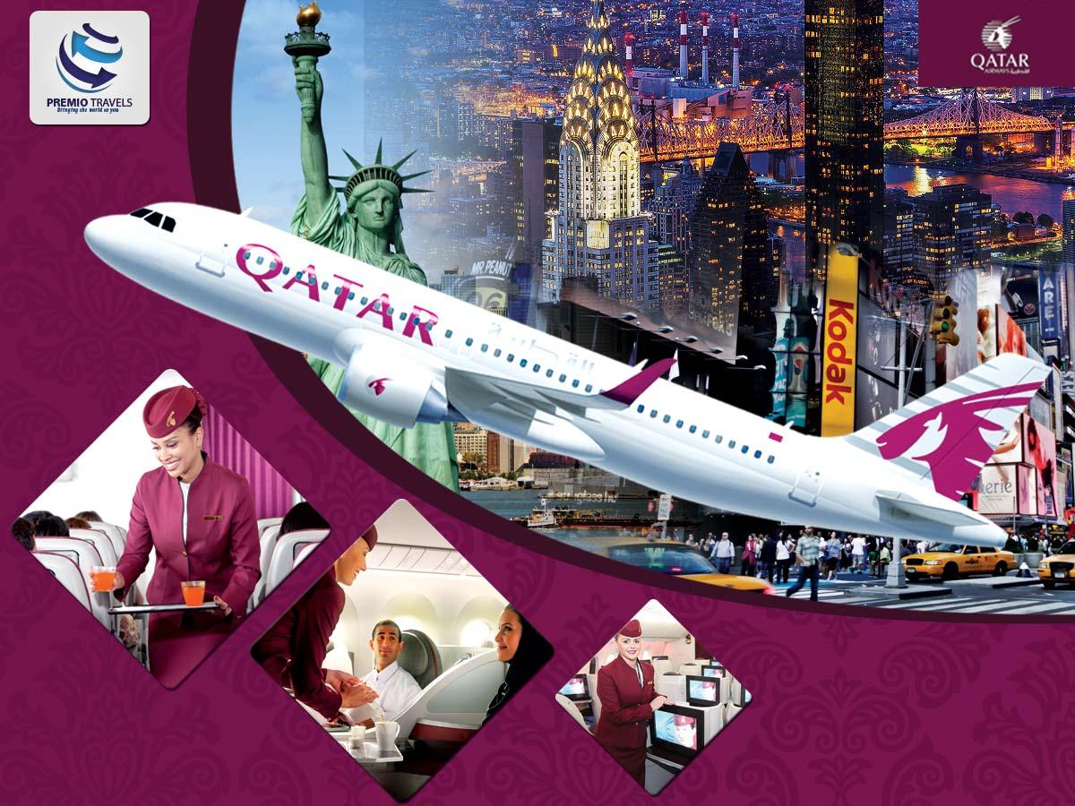 Qatar Airways Usa Deal Premio Travel Amp Tours