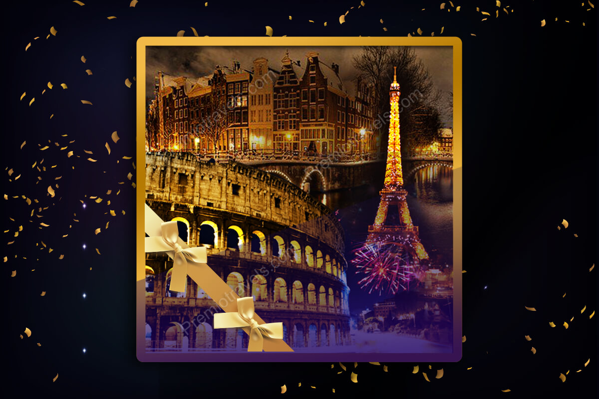 Europe New Year 4 Countries Package 2018-19 - Premio ...